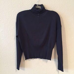 Vintage NILS Wool Turtleneck Sweater